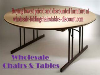 Buying lowest priced furniture at wholesale-foldingchairstab
