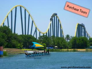PURCHASE TOURS SeaWorld® San Antonio