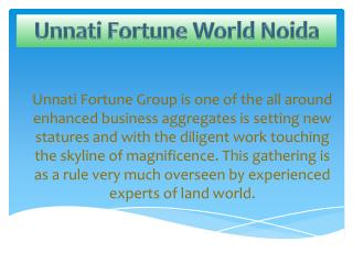 Unnati Fortune Group
