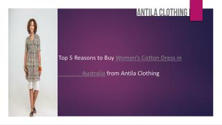 Online Women Clothing Australia