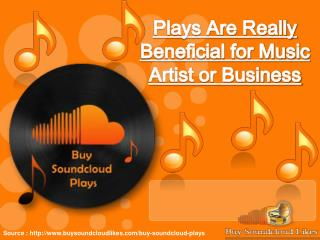 How to Buy SoundCloud Plays?
