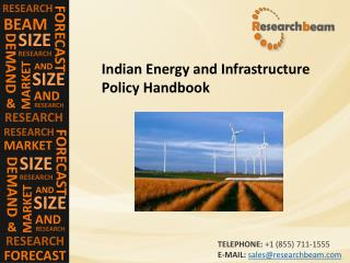 Indian Energy and Infrastructure Policy Handbook