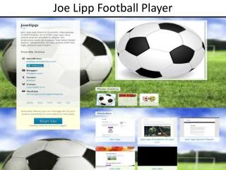 Joe Lipp Sports Lover