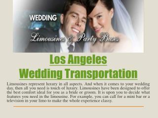 Los Angeles Prom Limo