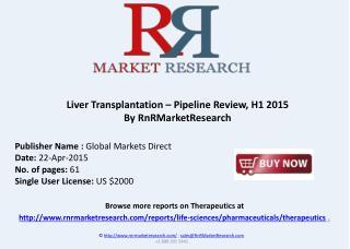 Key Planning in Liver Transplantation, H1 2015