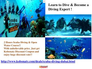 scuba diving dubai
