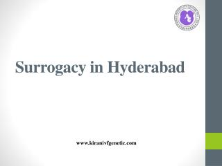 Surrogacy in Hyderabad