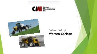 Carlson Manufacturing, Inc. - Custom Manufacturing Minnesota
