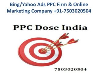 PPC for Technical Support @7503020504 � Shiv Singh