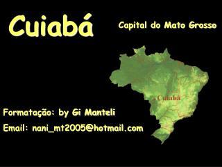 Capital do Mato Grosso