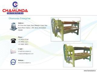 M S shaft and pulley for supari crushing machine