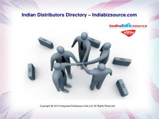 Trusted and Comprehensive Indian Distributors Directory