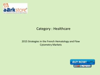 2015 Strategies in the French Hematology