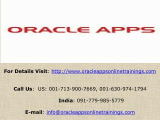Oracle BPEL Online Training and Placement