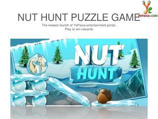 Nut Hunt Iced Ages Physics Puzzle Game At YePaisa