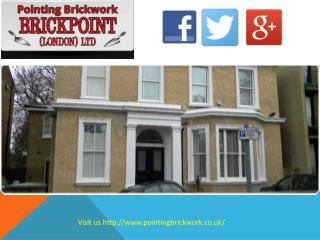 Brickpoint London Ltd is the one-stop-shop for all your req
