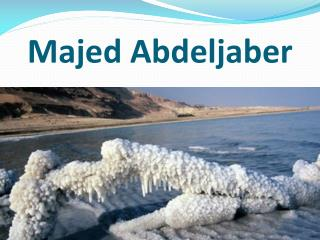 Majed Abdeljaber -  International Staffing
