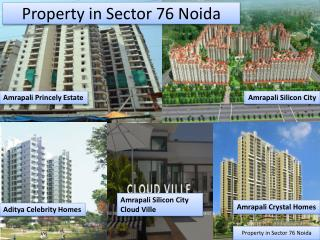 Property in Sector 76 Noida