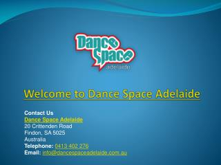 Dance Classes Adelaide