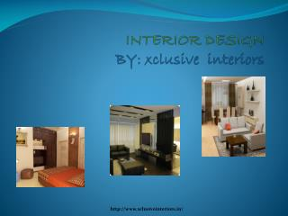 Interior Designer in PRABHAT ROAD