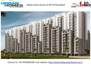 Aditya urban Homes- 2 bhk in 13.5 lacs | 9560090108