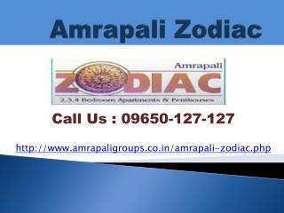 Amrapali Zodiac Noida Sector - 120 @ 9650127127