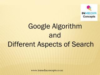 Different Aspects of Google Search Algorithm