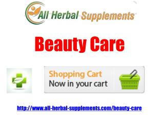 Beauty Care Herbal Products Online