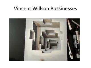 Vincent Wilson Bissinesses