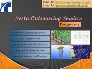 Tesla Outsourcing Services - Structural Engineering Services