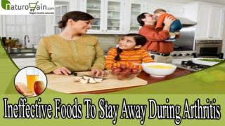 Unnecessary And Ineffective Foods To Stay Away During