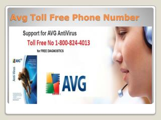 AVG Toll Free Phone Number 1-800-824-4013 AVG Antivirus Help