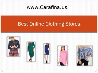 Best Online Clothing Stores in US
