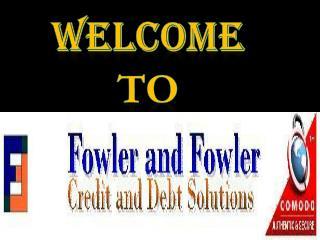 Credit Repair Services