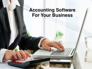 Goldburd & Co. LLP – Select An Online Accounting Software
