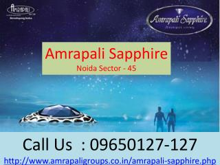 Welcome To Amrapali Sapphire