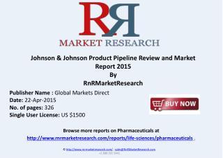 Johnson & Johnson  Buisness Describtion Report 2015