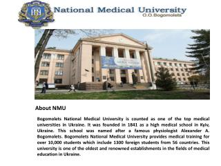 Top Medical Universities to Study MBBS in Ukraine