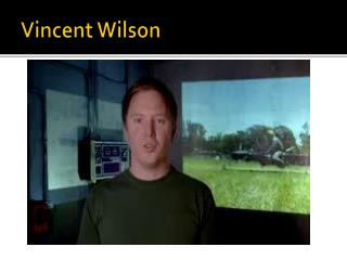 Vincent Wilson Personal