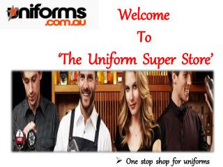 Uniform Super Store in Australia
