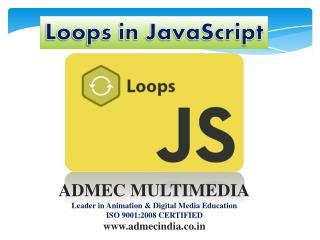 Loops in Java script