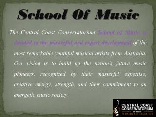 Amazing Music Education for Child Artists