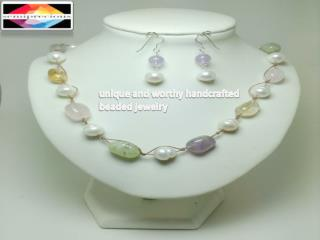 Buy unique and worthy handcrafted beaded jewelry from Semipr