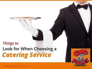 Tips to Hire the Best Scranton Catering Service
