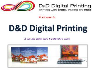 D&D Digital Printing