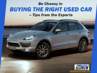 5 Expert Tips to Buy Used Cars in Scranton PA
