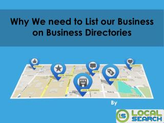 Local Search is an Online Business Directory in UAE where al