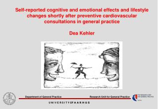 Self-reported cognitive and emotional effects and lifestyle changes shortly after preventive cardiovascular consultation