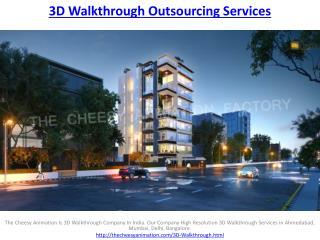 Commercial 3D Walkthrough