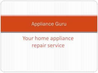 Appliance Repair Babylon